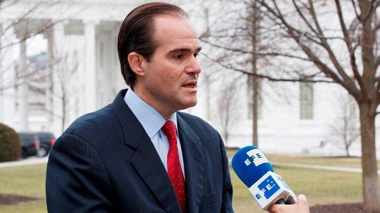 Mauricio Claver-Carone, el encargado de Latinoamérica en la Casa Blanca