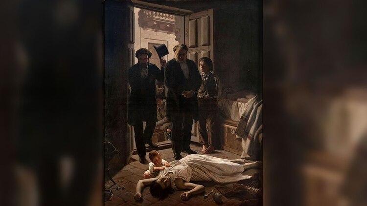 La epidemia de fiebre amarilla en Buenos Aires