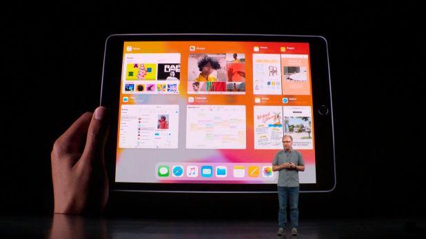 Apple presentó su nuevo iPad de séptima generación. (Foto: Archivo)