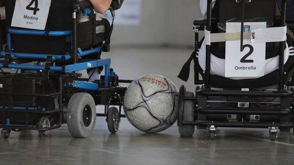 El fútbol sobre silla de ruedas comenzó en Argentina hace cinco años