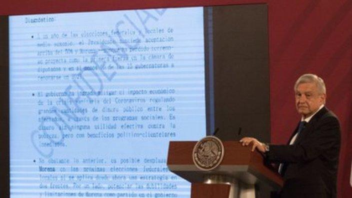 El INE no ha sancionado ni amonestado simbólicamente a AMLO con respecto a las elecciones de 2020 y 2021 (Foto: Cuartoscuro)