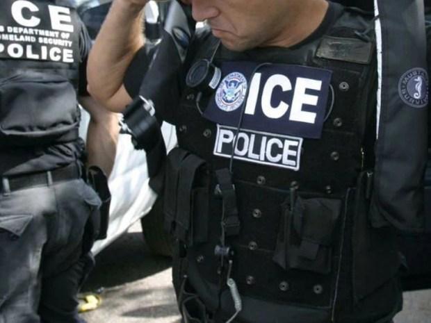 Agentes de ICE, la controvertida agencia de Migración