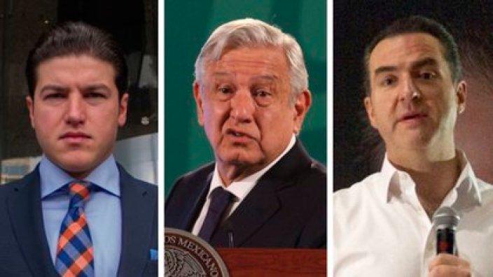 López Obrador fue criticado duramente por sus declaraciones de haber intervenido en las denuncias contra candidatos opositores al gobierno de Nuevo León (Fotos: Cuartoscuro)