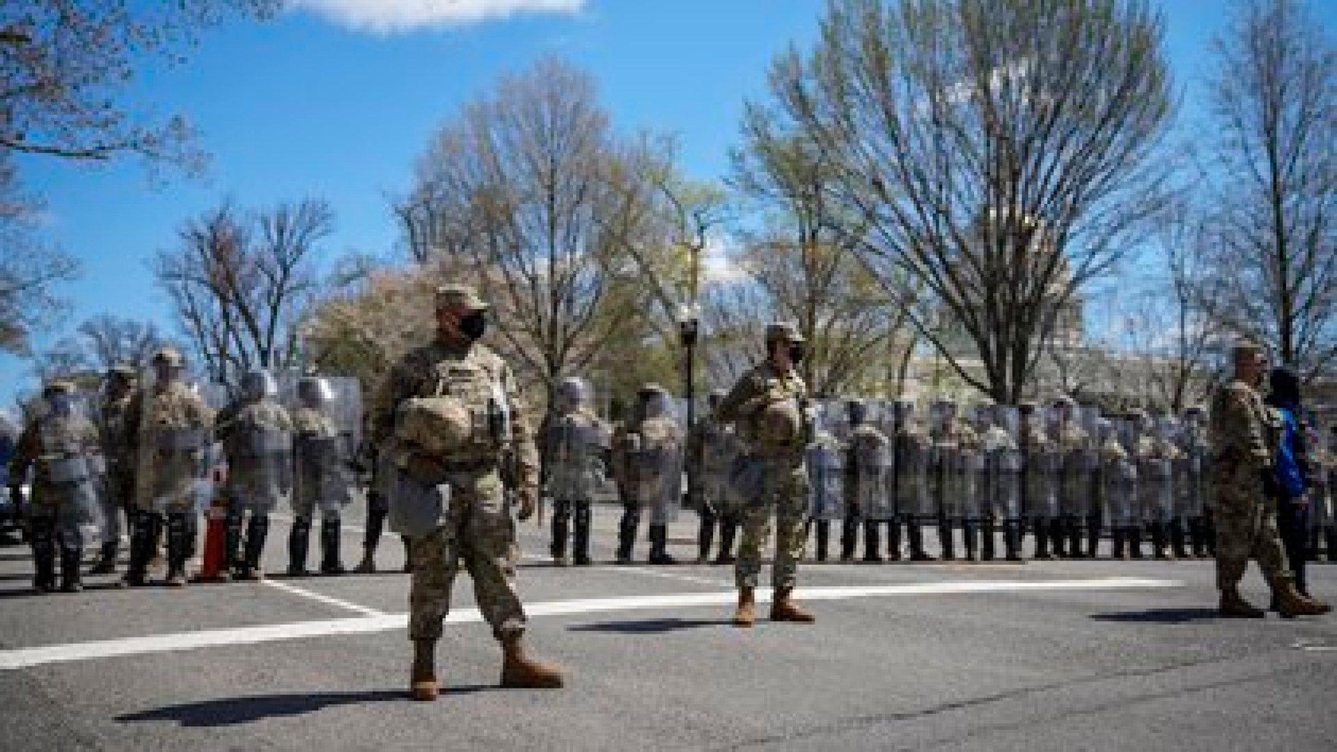 Cierran el Capitolio en Washington D.C. tras un incidente de seguridad AFP