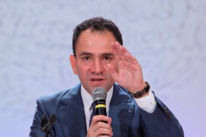 The Secretary of Finance and Public Credit, Arturo Herrera (Photo: EFE / Sashenka Gutiérrez / File)