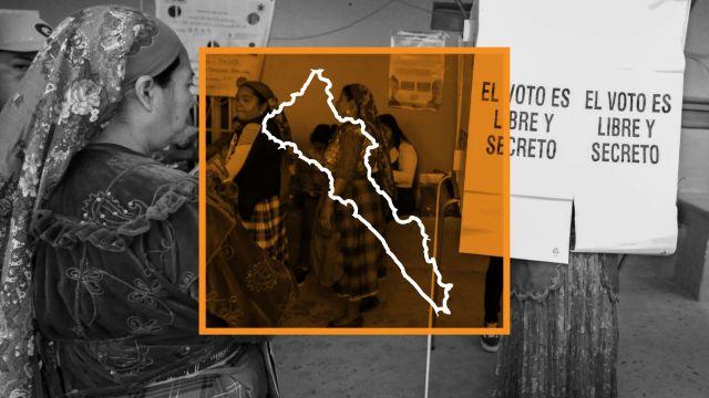 Elecciones en México: Sinaloa (Ilustración: Jovani/Infobae)