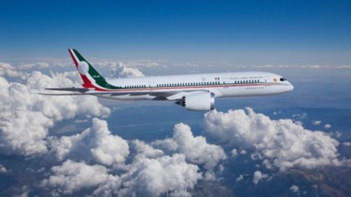 De acuerdo con el presidente López Obrador, ya se tienen algunas ofertas por el avión presidencial (Foto: Archivo)