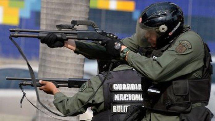 La Guardia Nacional chavista volvió a asesinar a un manifestante venezolano