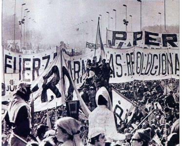 Vuelta de Perón Ezeiza