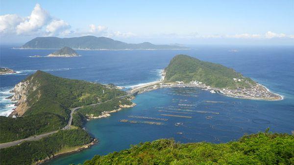Solo en el mes de mayo, 200 hombres pueden visitar estas islas