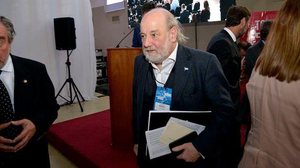 Claudio Bonadio, el juez del caso de los cuadernos y sus derivados  (Gustavo Gavotti)