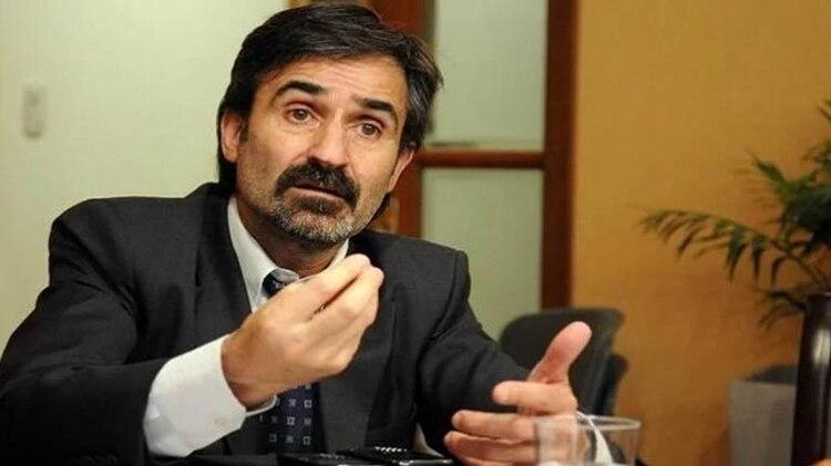 Jorge Mayoral, ex secretario de Minería involucrado en la causa cuadernos y procesado por el derrame de la mina Veladero