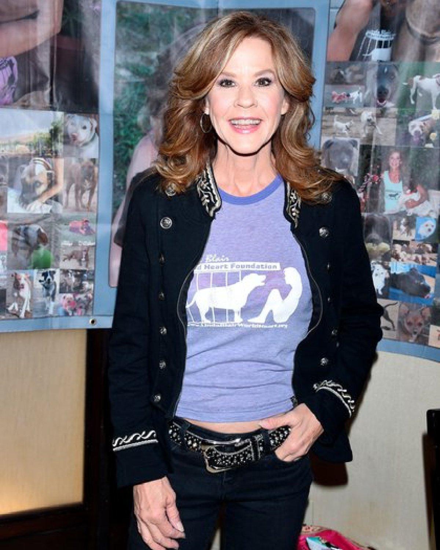 Linda Blair se fue alejando de la actuación (Shutterstock)