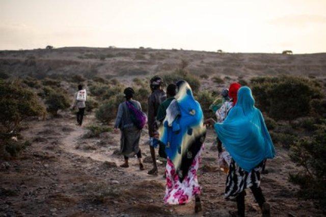 06/11/2019 Migrantes etiopes en Yibuti POLITICA INTERNACIONAL YIBUTI OIM/ ALEXANDER BEE