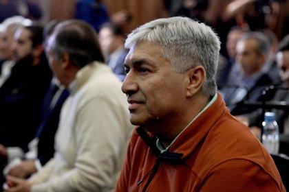 """Ramos no pudo hasta ser indagado hasta ahora por Casanello y por eso no fue incluido en el expediente elevado a la juicio de la """"ruta del dinero K"""" (EFE/Carlota Ciudad/Archivo)."""