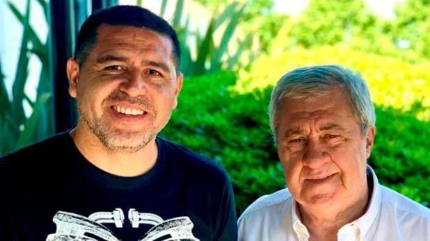 Riquelme y Ameal estarán presentes en el sorteo de la Copa Libertadores