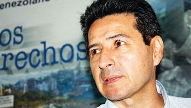 Marino Alvarado ha sido coordinador de Provea y es defensor de derechos humanos