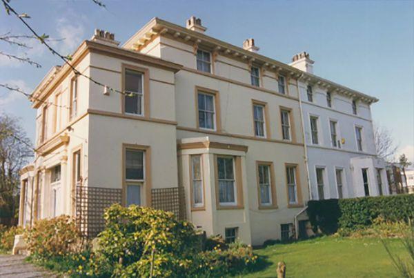 La casa donde vivía Mabrick y donde se halló el diario en 1992 (Robert Smith)