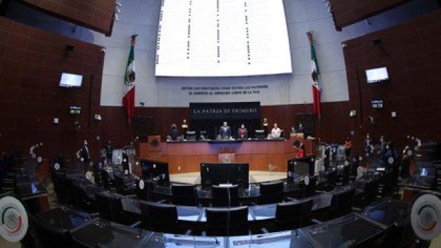 El Senado buscará participar en una eventual reunión con legisladores de Estados Unidos para discutir temas clave (Foto: Cortesía Senado)