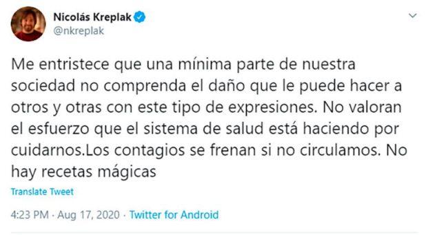 kreplak twitter marcha 17a