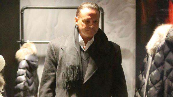 Un ex manager le exige el pago de un millón de dólares a Luis Miguel (Grosby)