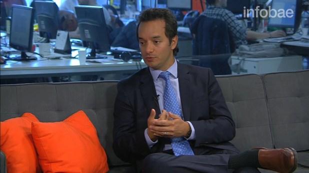 """Alberto Bernal, estratega en jefe del banco XP Investments, aseguró: """"No habrá ningún cambio en el manejo del Fondo"""""""