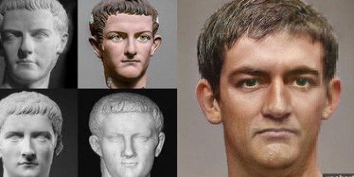 """Calígula murió asesinado a los 28 años. Su mirada era """"penetrante y con un aire lo suficientemente salvaje para torturar"""""""