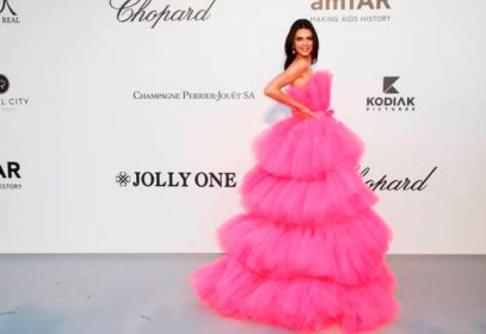 The american model Kendall Jenner. EFE/ Sebastien Nogier/File