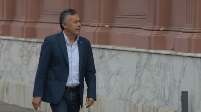 Alfredo Cornejo, presidente de la UCR, convocó a la Convención Nacional para el próximo 27