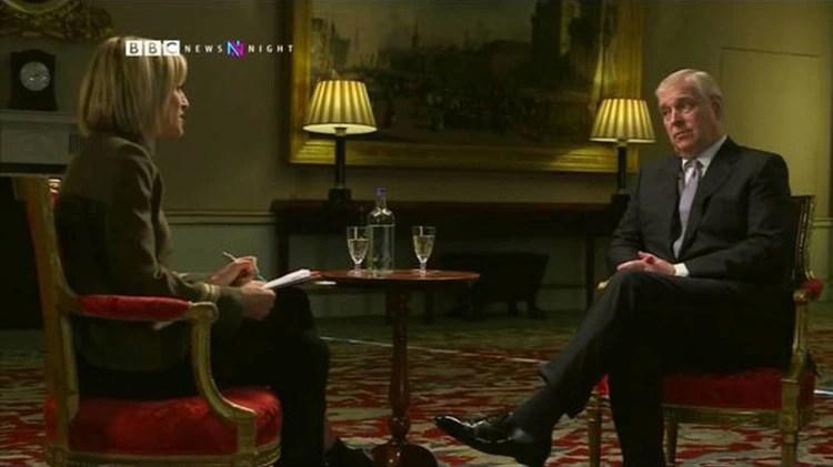 La entrevista del príncipe Andrés que generó el enojo de la reina Isabel II