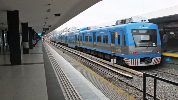 El boleto de las líneas Mitre, Sarmiento y San Martín quedan en 12.50 pesos