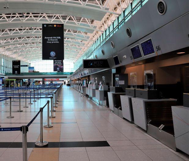 aeropuerto ezeiza preparativos aire libre 1