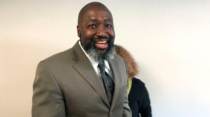 Matthew Charles no había logrado encontrar una vivienda desde su liberación el 3 de enero (AP)