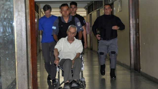 Cura Nicolás Corradi, el único acusado con domiciliaria por su edad (Mendoza Post)