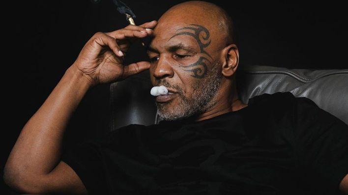 Mike Tyson tiene una empresa dedicada al cultivo de cannabis (IG: @tysonranchofficial)