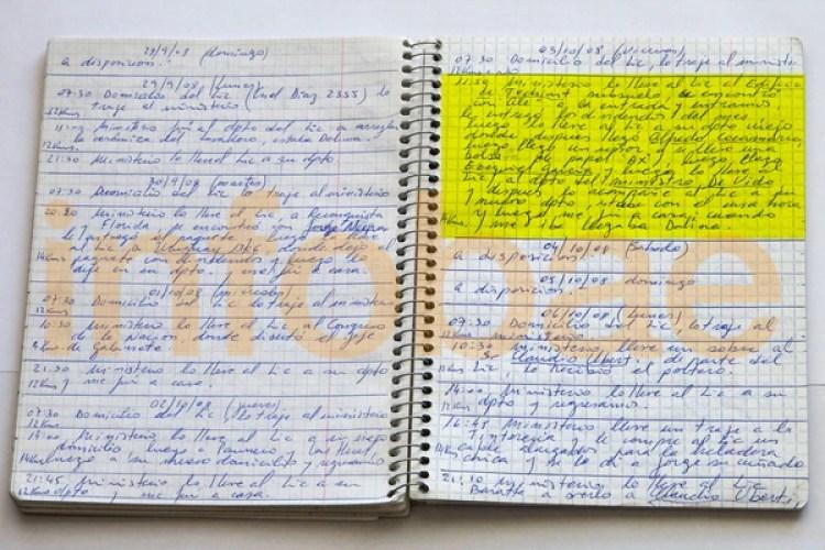 """3 de octubre de 2008: sale """"Hector"""" y entra """"Ale."""""""