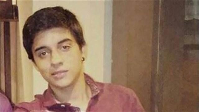 Fernando Pastorizzo fue asesinado el 29 de diciembre de 2017(Facebook)
