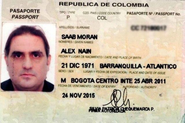 """El empresario Alex Naim Saab Morán, """"benefactor†de los hijos de Cilia Flores"""