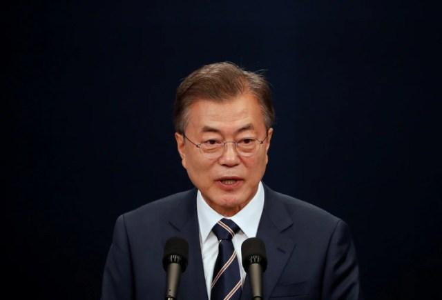Moon Jae-in (Reuters)