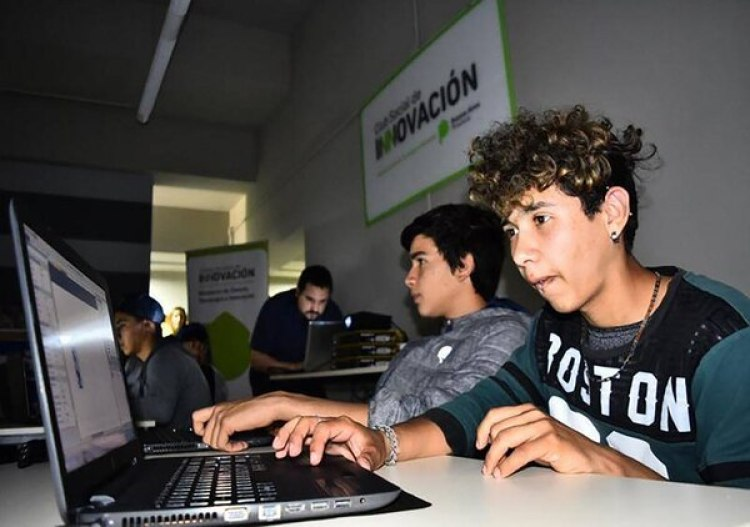 Clubes Sociales de Innovación, en Baradero.