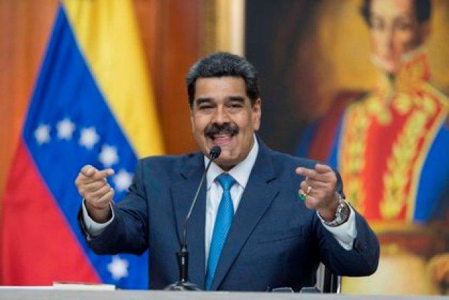El dictador de Venezuela, Nicolás Maduro. EFE