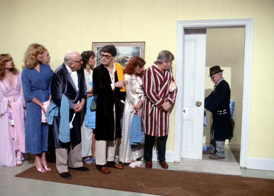La fama puede esperar: recién a los 60 años John Wright alcanzó la popularidad (Thames TV Archive)