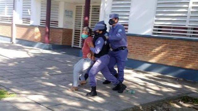 La concejala Gabriela Neme fue detenida en Formosa tras denunciar al gobernador Gildo Insfrán