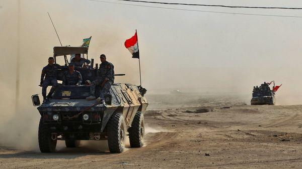Las tropas iraquíes continúan su ofensiva contra ISIS en Mosul (AFP)