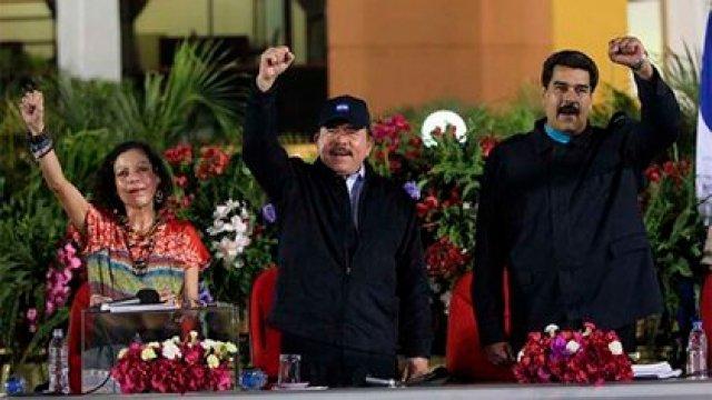 La dueda privada originada en los oscuros negocios petroleros de la familia de Daniel Ortega con el régimen de Maduro podría convertirse en pública, estiman los economistas nicaragüenses (Foto de 19 Digital)