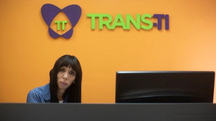 Tatyana nació en Tucumán y debió dejar sus estudios secundarios en segundo año