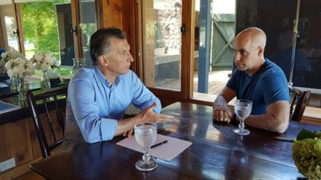 Mauricio Macri y Rodríguez Larreta delinearon la estrategia conjunta de Juntos por el Cambio con miras a las elecciones legislativas de este año