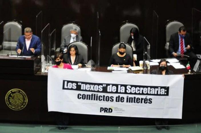 El pasado julio, la Secretaría de la Función Pública sancionó a la empresa del hijo de Manuel Bartlett, director de la eléctrica pública mexicana (CFE), por vender al Instituto Mexicano del Seguro Social (IMSS) respiradores a sobrecosto. (FOTO: DANIEL AUGUSTO /CUARTOSCURO)