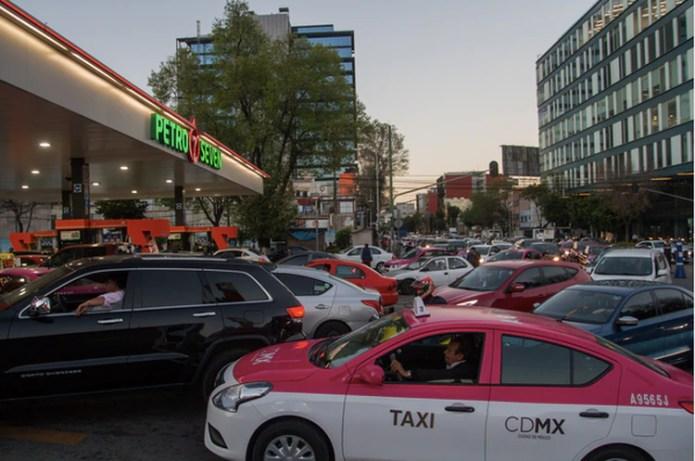 Resultado de imagen para ciudad de mexico gasolina