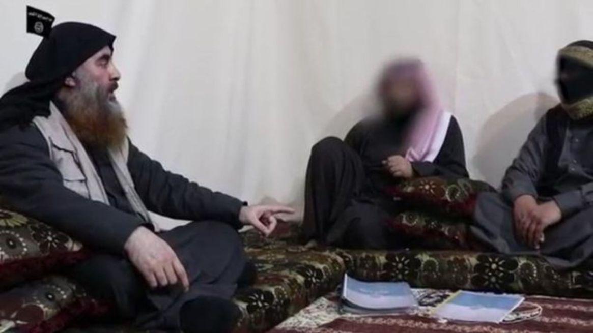 Abu Bakr al Baghdadi, líder de Estado Islámico (ISIS, por su siglas en inglés).